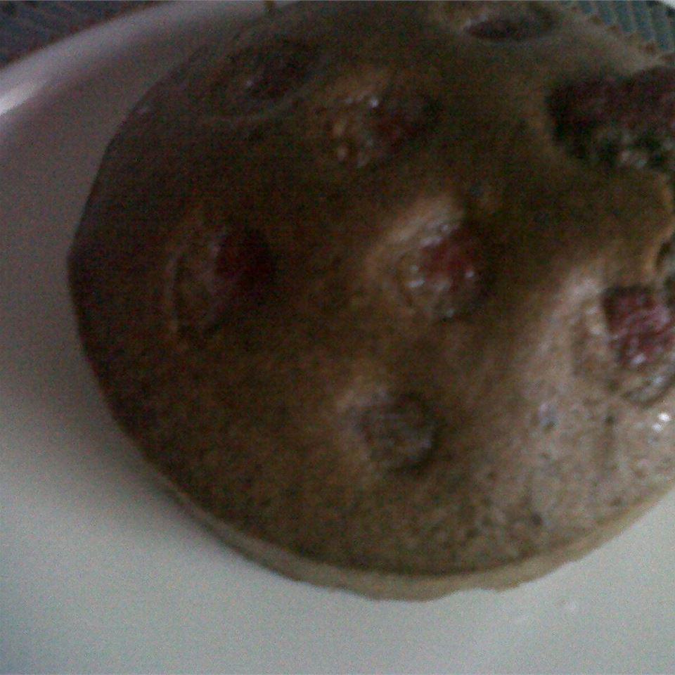 Keto Berry Muffin (Sugar and Gluten-Free)