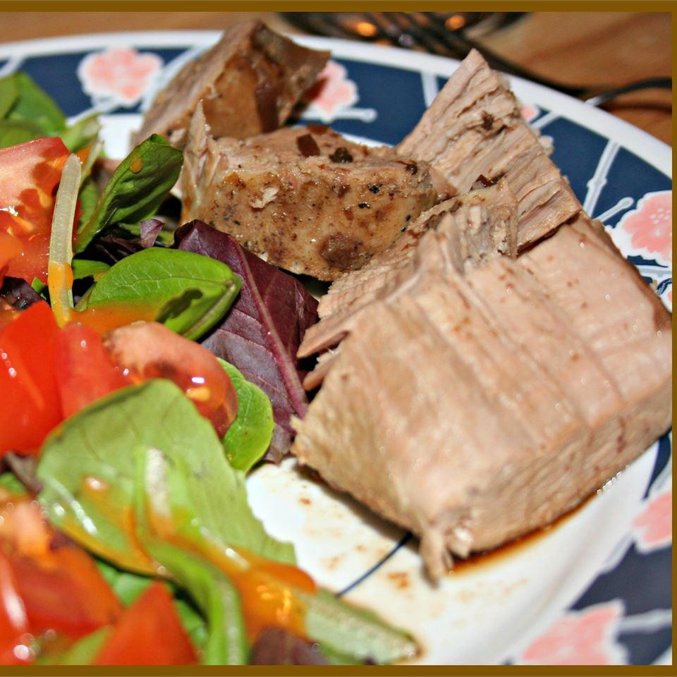 Amazing Pork Tenderloin in the Slow Cooker Laura Stephen