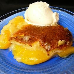 Best Peach Cobbler Ever Molly