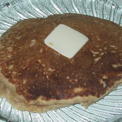 Sourdough Buckwheat Pancakes sueb