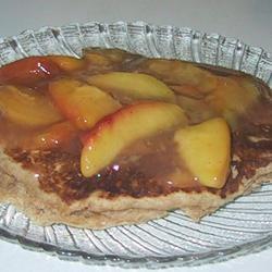 Fresh Peach Sauce sueb