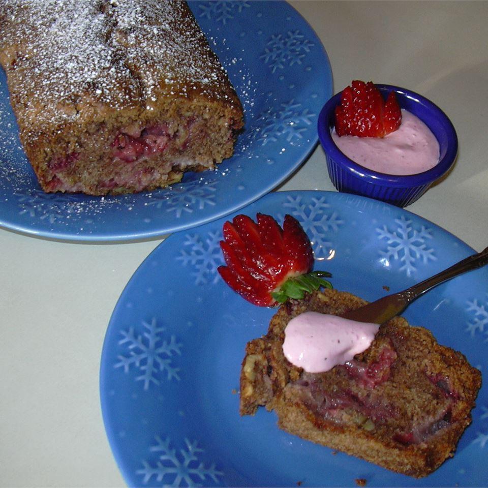 Strawberry Nut Bread Beatrice