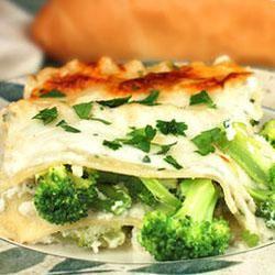 Broccoli Lasagna Trusted Brands
