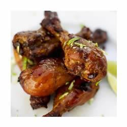 Honey-Glazed Chinese Chicken