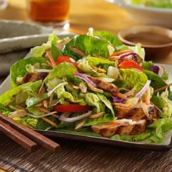 Asian Island Grilled Chicken Salad Trusted Brands
