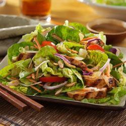 Asian Island Grilled Chicken Salad