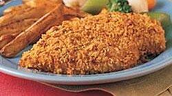 Crunchy No-Fry Chicken