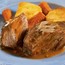 Campbell's® Slow Cooker Savory Pot Roast Campbell's Kitchen