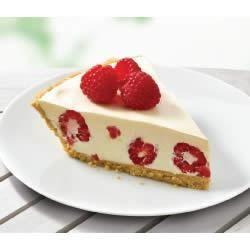 Raspberry Lemonade Pie