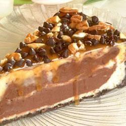 Turtle Cheesecake from Nestle® Nesquik™