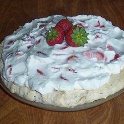 Delightful Strawberry Dessert Carol