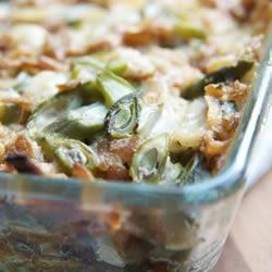 Green Bean Casserole by Kikkoman
