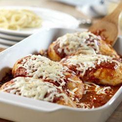 Quick Chicken Parmesan Allrecipes Trusted Brands