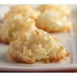 BAKER'S® ONE BOWL Coconut Macaroons