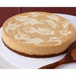 PHILADELPHIA Pumpkin Swirl Cheesecake