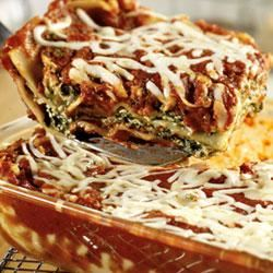Extra-Easy Spinach Lasagna Trusted Brands