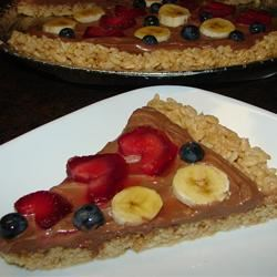 Yummy Fruit Pizza GodivaGirl