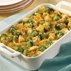 campbells kitchen chicken broccoli divan recipe