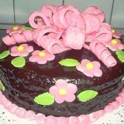 Chocolate Fudge Pound Cake Bea Gassman