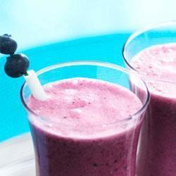 Blueberry Smoothies