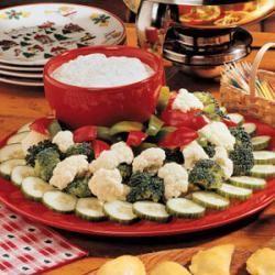 Dill Vegetable Dip