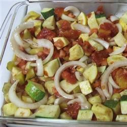 Summer Vegetable Ratatouille