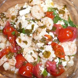 Greek Shrimp Dish From Santorini Chicago Lynn