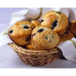 Bisquick® Blueberry Muffins Trusted Brands