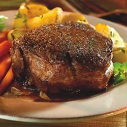 Savory Beef Tenderloin