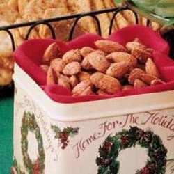 Homemade Smoked Almonds