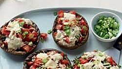 Grilled Stuffed Portobello Mushroom Caps Allrecipes