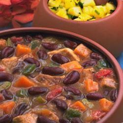 BUSH'S® Caribbean One-Pot Stew