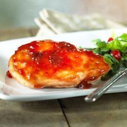 Cranberry Glazed Chicken