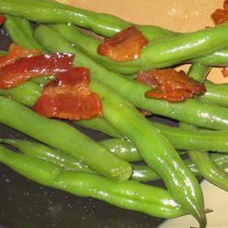Airport Bob's Green Beans mommyluvs2cook