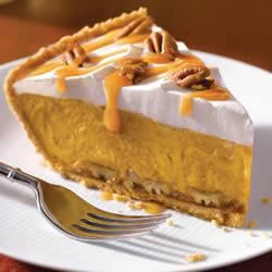 Turtles® Pumpkin Pie