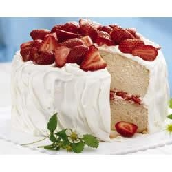 Strawberry Yogurt Cake Trusted Brands