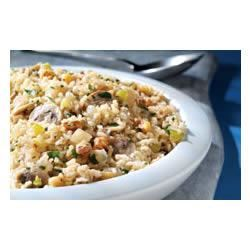 Quick Brown Rice and Mushroom Pilaf Trusted Brands
