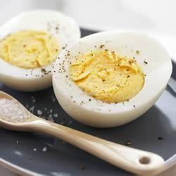 Basic Hard-Cooked Eggs