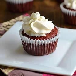 gluten free sugar free red velvet cupcakes with sugar free