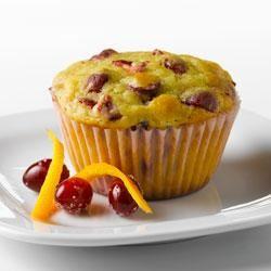 Cranberry Orange Muffins with Truvia® Baking Blend