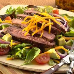 Grilled Pepper Steak Salad Trusted Brands