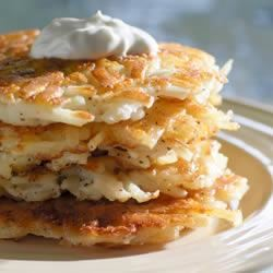 Potato Latkes from Simply Potatoes® Simply Potatoes
