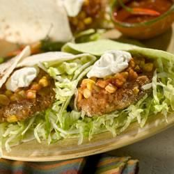 Mexican Turkey Burgers Trusted Brands