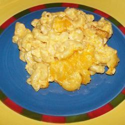 Four Cheese Macaroni