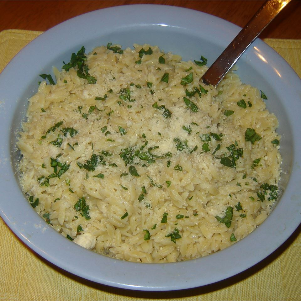 Delicious and Easy Mock Risotto LINDA MCLEAN