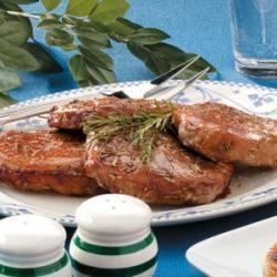 Rosemary Pork Chops