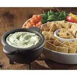 BREAKSTONE'S Creamy Avocado Dip Trusted Brands