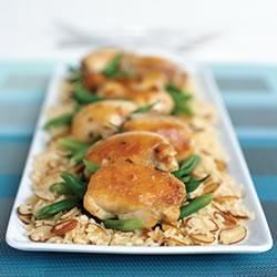 30 Minute Almond Chicken by Minute® Rice Trusted Brands