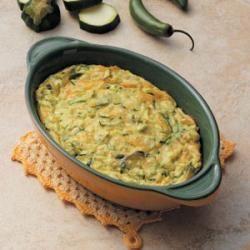 Mexican Zucchini Casserole