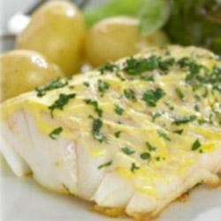 Fish with Maille® Dijon Originale Mustard Trusted Brands